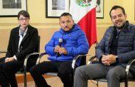 """Reconoce Ulises Mejía Haro labor social de """"El Mijis"""" a favor de los jóvenes"""