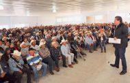 800 millones para Zacatecas por crédito ganadero, anuncia David Monreal