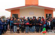 Herminio Briones Inaugura Obras en 6 comunidades de Pinos