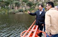 Impulsa Gobernador Tello crecimiento de zonas de riego en el estado