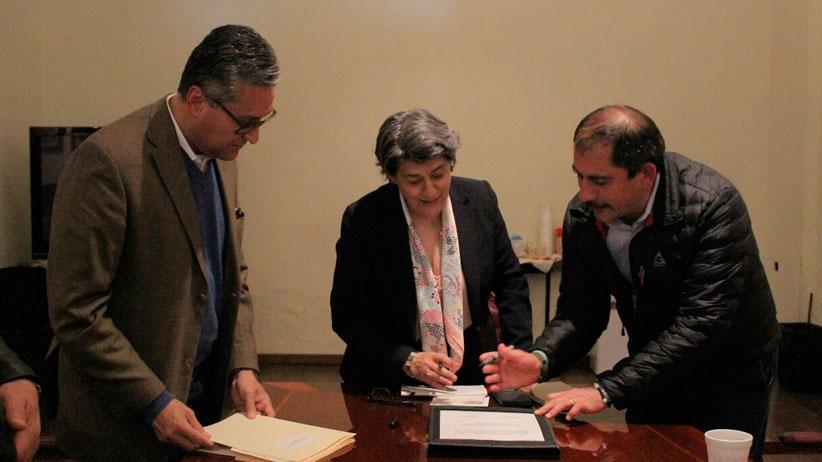 Protocoliza Gobierno asignación de recursos Federales para escuelas normales de Zacatecas