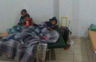 Guadalupenses se refugian del frío en albergue municipal