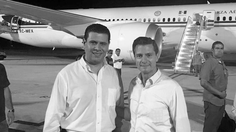 Exige Senado investigar al exgobernador Miguel Alonso Reyes