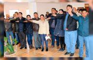 Instalan comités de planeación municipal  en Trancoso y Vetagrande