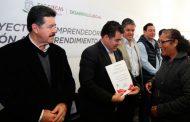 Concluyen cursos de capacitación para emprendimiento social coordinados por Gobierno del Estado