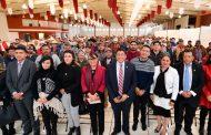 Saúl Monreal Toma Protesta y entrega nombramientos a Delegados municipales de Fresnillo