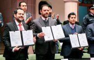 Refrenda Ayuntamiento de Guadalupe colaboración con la Metropol