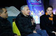 Noche de las estrellas 2018 y nuevo observatorio del centro ZIGZAG: Director Agustín Enciso