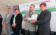Recibe Estado de Zacatecas proyecto para mejorar la calidad del aire 2018 - 2028