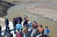 Invierte Gobierno más de 14 mdp en la modernización de zona de riego en Jerez