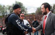A la baja incidencia Delictiva en Zacatecas, sin embargo pide Ulises Mejía no bajar la guardia.