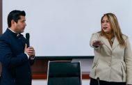 Alcalde de Guadalupe toma Protesta a representante de SIPINNA