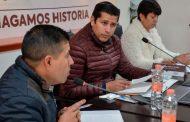Ayuntamiento de Guadalupe aprueba de manera responsable Proyecto de Egresos 2019