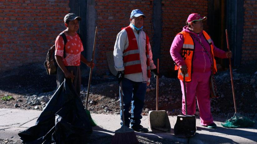 Ayuntamiento de Guadalupe coadyuva en el manejo de residuos