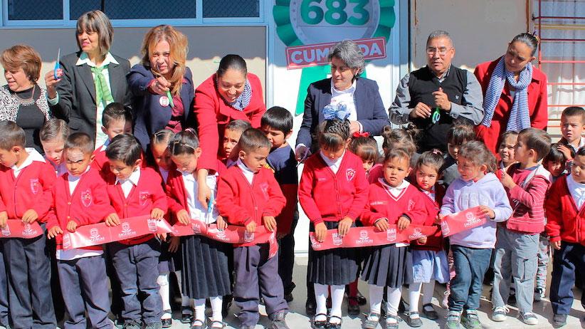 Beneficia Gobierno del Estado a estudiantes de Jerez con Más de Mil Obras para Zacatecas