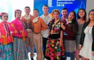 Participan alumnos del CECYTEZ en encuentro cultural en Guanajuato