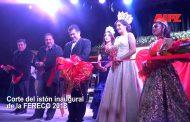 Video de Coronación de Abigail I Reina de la FERECO 2018