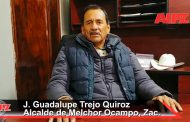 Video entrevista con J. Guadalupe Trejo Quiroz, Alcalde de Melchor Ocampo