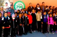 Entregan en Loreto ocho obras educativas para beneficio de estudiantes