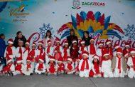 Concierto de inauguración del Carnaval Navideño Villanueva 2018