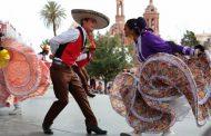 Concluye concurso de Bailes Folclóricos y canto organizado por el Gobierno Estatal
