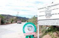 Entregan Más de Mil Obras para Zacatecas en el municipio de Nochistlán