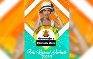 """Elenco Feria Regional Juchipila 2019 """"Homenaje a Florinda Meza"""""""