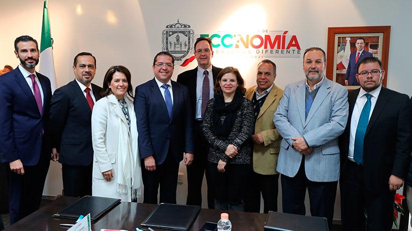 Firma Gobierno del Estado convenio con FedEx para consolidar su presencia en Zacatecas