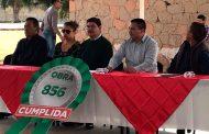 Fortalece Gobierno Estatal infraestructura educativa en Valparaíso Con Más de Mil Obras para Zacatecas