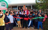Lleva Gobierno del Estado Obras a escuelas de Sombrerete, a través de Más de Mil obras para Zacatecas