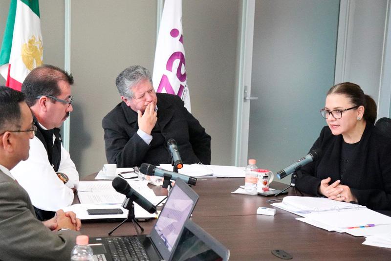 Tribunal de Conciliación y Arbitraje deberá entregar información vía Secretaría General de Gobierno: IZAI