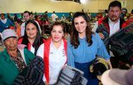 Inicia entrega de Apoyos Invernales en Sombrerete