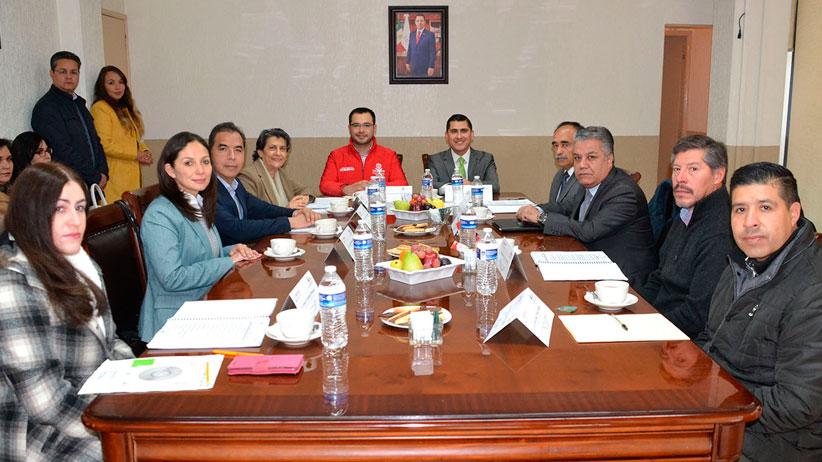 Integran junta de Gobierno del Instituto Zacatecano de Educación para Adultos