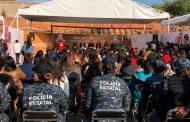 Realizan  Primera Jornada de Seguridad para Mujeres y Niñas