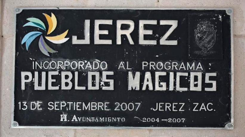 Mantendrá Jerez su nombramiento como Pueblo Mágico
