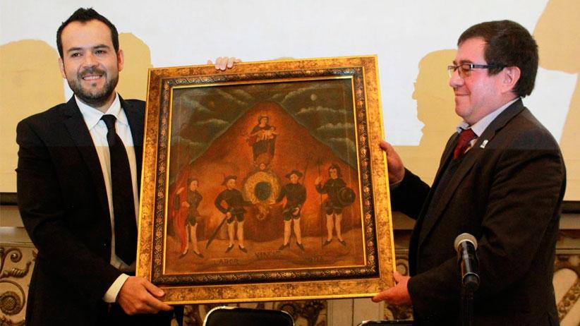 Presenta Ulises Mejía  estrategias para la  conservación de Zacatecas  como Patrimonio Mundial
