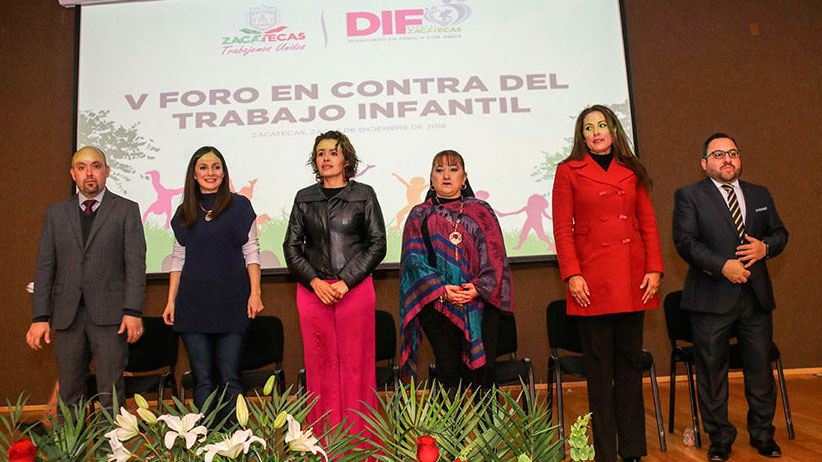 Recibe SEDIF distintivo nacional México sin Trabajo Infantil