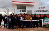 Recibe Sombrerete infraestructura educativa cercana a 7.5 mdp gracias a Más de Mil Obras para Zacatecas
