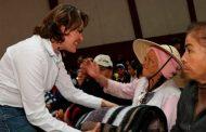 Reciben habitantes del cañón de Tlaltenango apoyos invernales