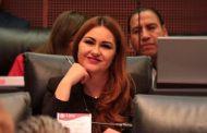 Reconoce Geovanna Bañuelos disponibilidad del Gobierno Federal para investigar destino de mobiliario de Los Pinos