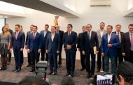 Reforzarán Fuerzas Federales la Seguridad de Zacatecas, informa Alfonso Durazo al Gobernador Tello