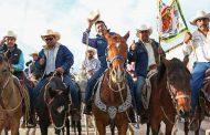 Tradicional Cabalgata en la Comunidad de Tasajera