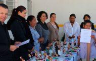 Verónica Ortega clausura curso de elaboración de pasta francesa