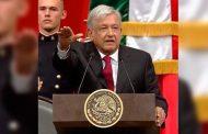 Con la toma de protesta del Presidente López Obrador comienza la cuarta transformación de la República