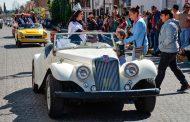 Encabeza Alcalde Julio César Chávez tradicional desfile de bandas en Guadalupe