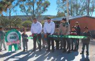 Inauguran obras en 9 comunidades de Villanueva