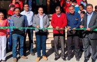 Gobierno de Tello invierte en nuevas aulas y rehabilitaciones de escuelas de Pinos