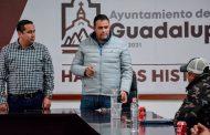 120 Hectáreas del campo Guadalupense serán Tecnificadas