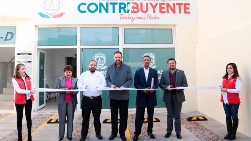 Alejandro Tello coloca a Zacatecas a la vanguardia nacional en la defensa del contribuyente