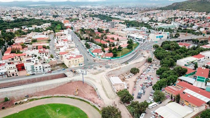 Atiende estado de Zacatecas retos de movilidad urbana en zona metropolitana